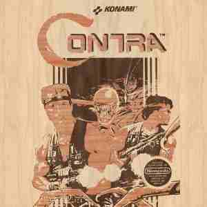 adam-stephey-lignapix-NES-contra-box-art-marquetry-wall-art